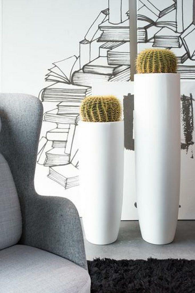 125cm tall Pandora with Echinocactus