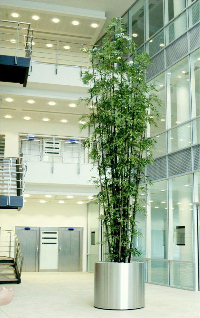 7 metre Artificial Black Bamboo