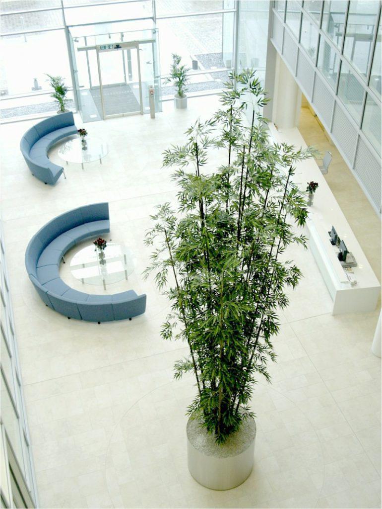 7 metre Artificial Black Bamboo2 2
