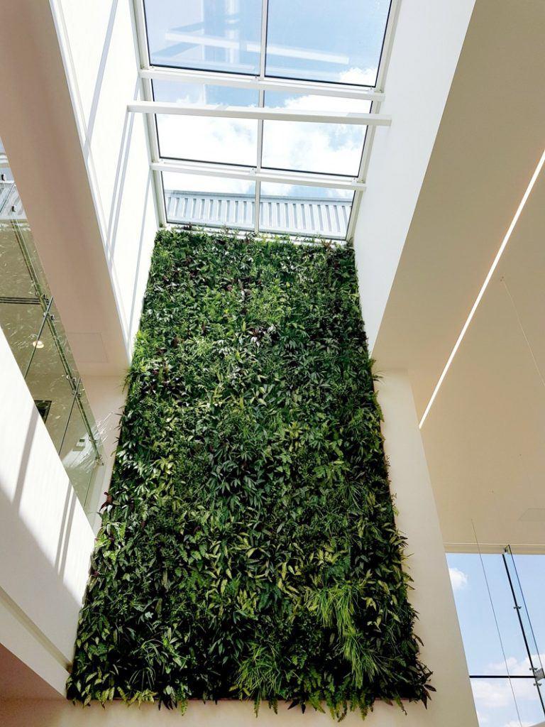 Artificial Green living Wall