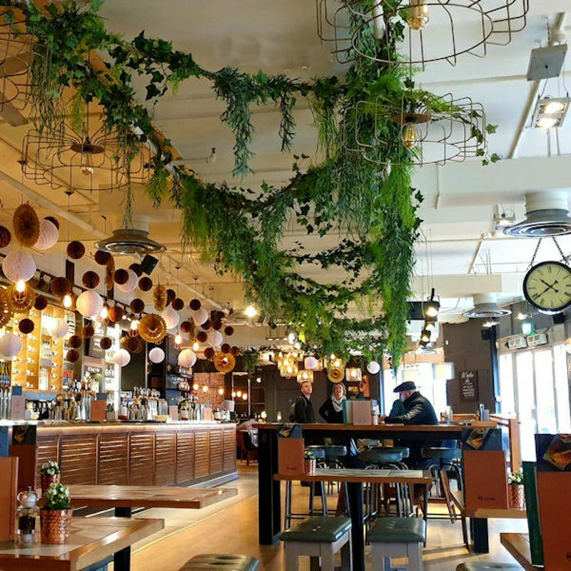Artificial Trailing Plants and hanging Vines