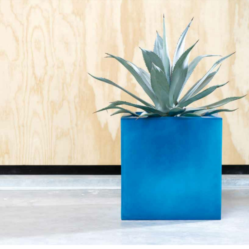Green Lifestyle square planter