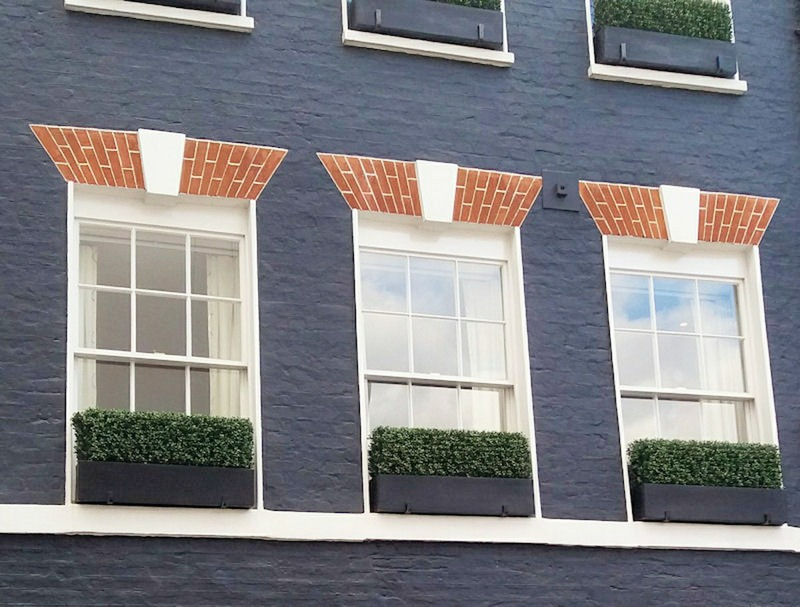 South Audley street hedges 2 002