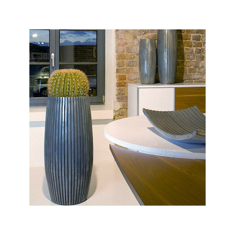 long lines planter cactus