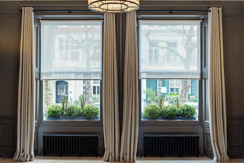Artificial Window Boxes Interior 1